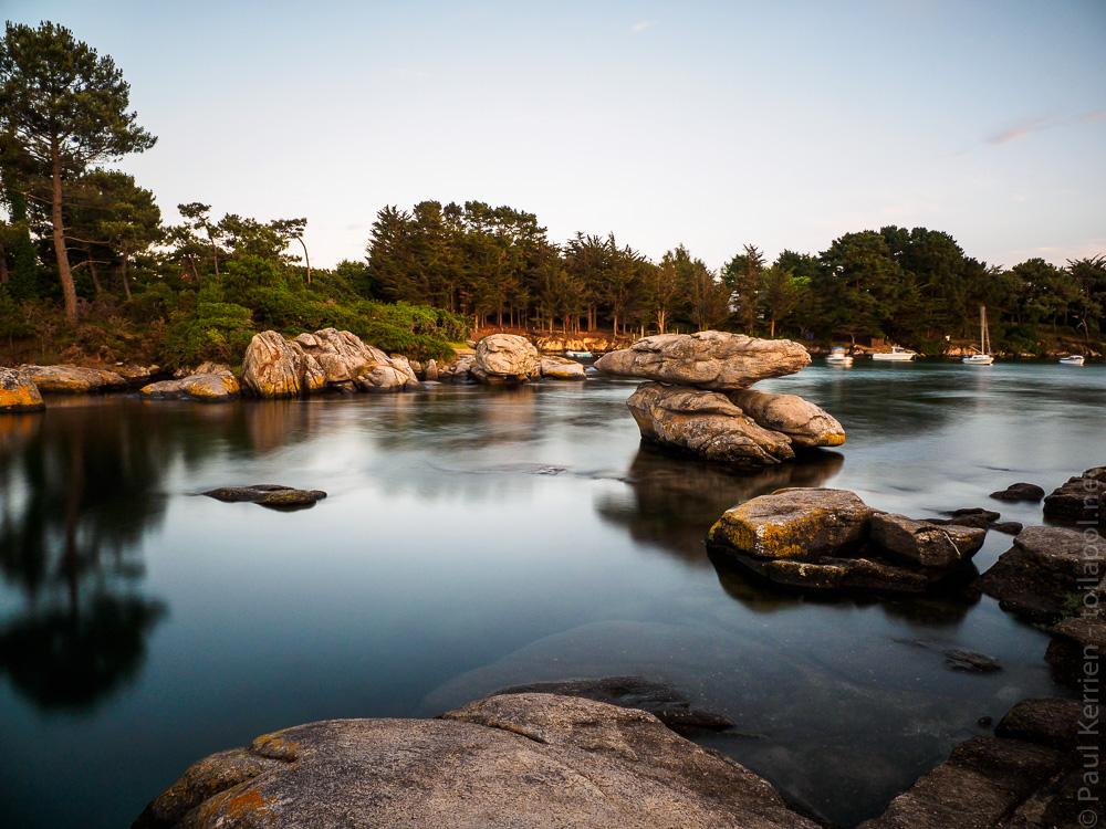 Balade photo en finist re bretagne paul kerrien mar e - Point p concarneau ...